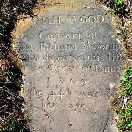 Hannah Woodhull, consort