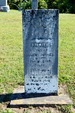 My 5th great grandmother, Jerusha Ascenith Weekley Ackley, is also buried here.