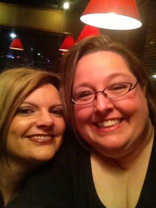 Kristi and I, 2013