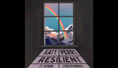 Resilient Katy Perry