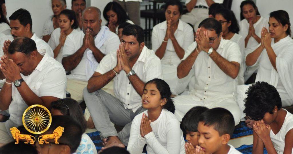 The Eight Uposatha Precepts