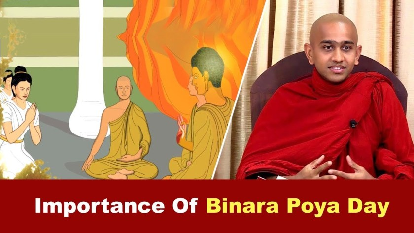 Watch: Importance of Binara Poya
