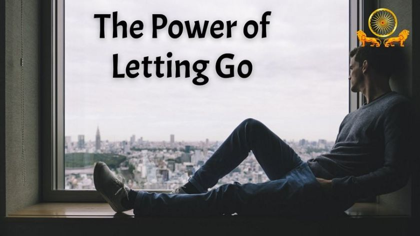 The Power of Letting Go | Short Dhamma Videos