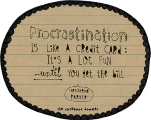 christopher-parker-notebook-doodles-procrastination-quote-text-Favim.com-72071_large