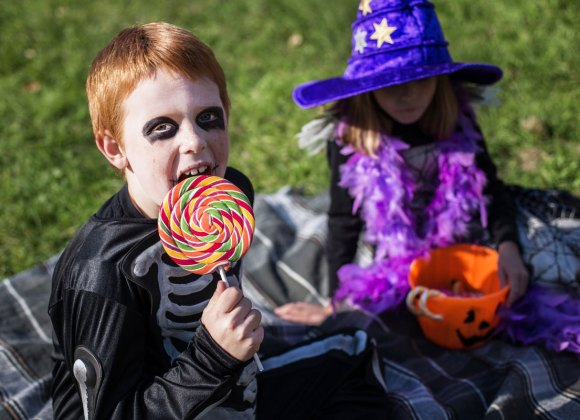 Trick or Treating: Candy Hack