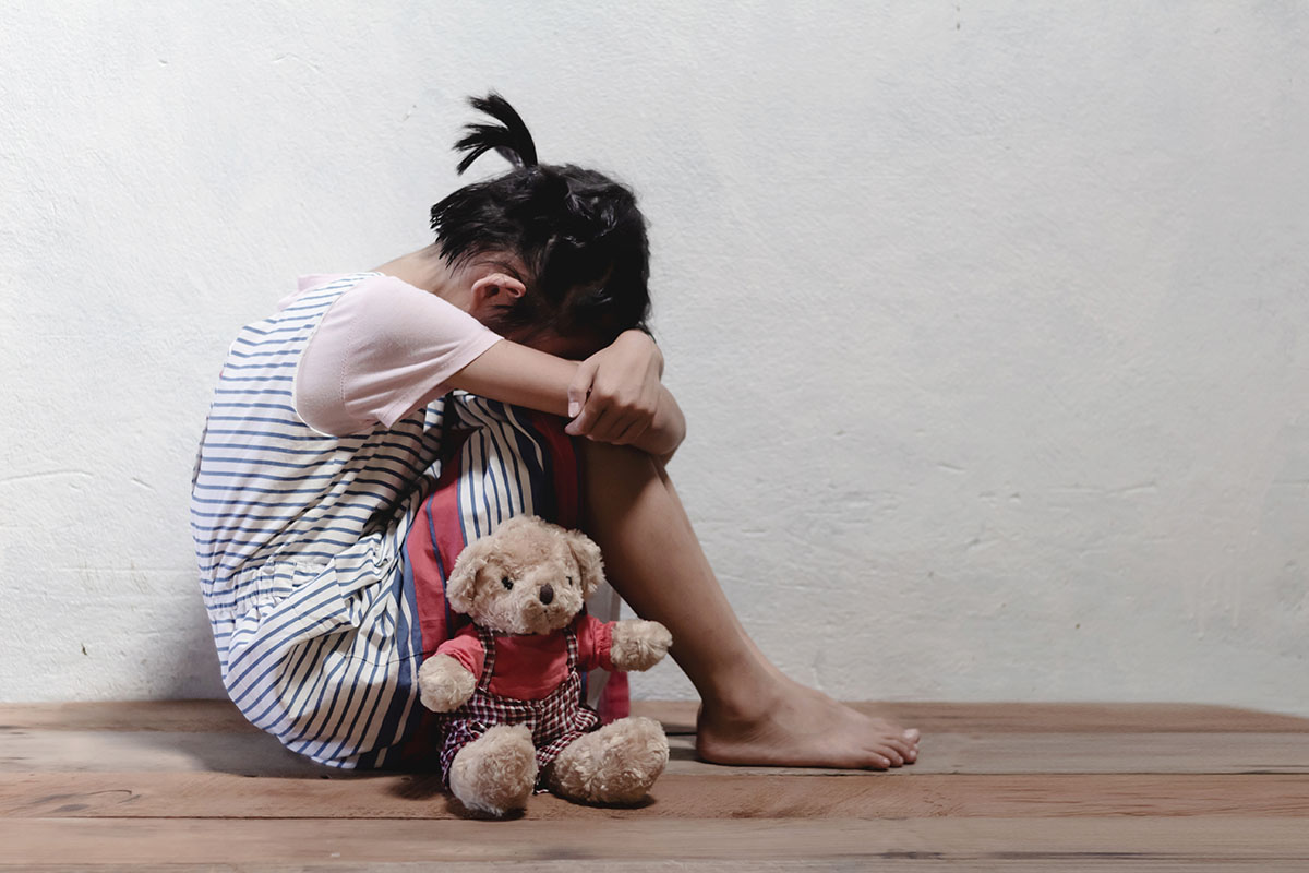 Dealing With Childhood Trauma