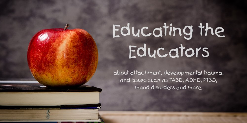 Educating educators developmental trauma