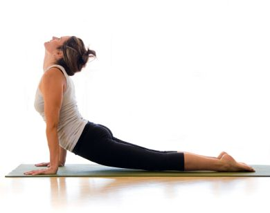 Basic Sequence For Yoga Beginners