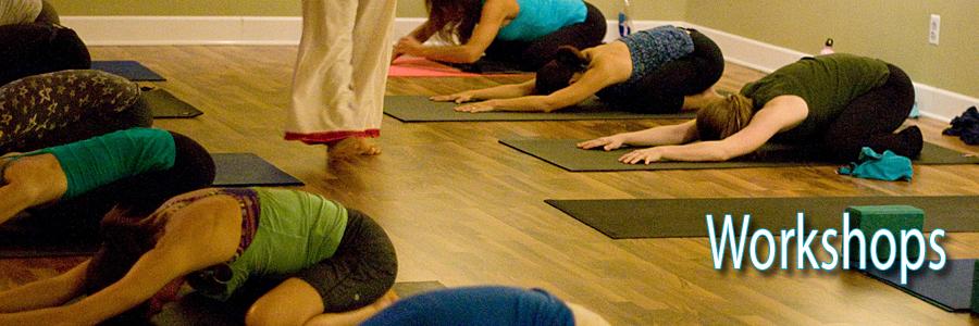 Amazing Yoga Workshop