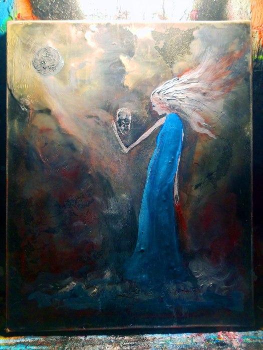 Death's Caress by Artemis Sere