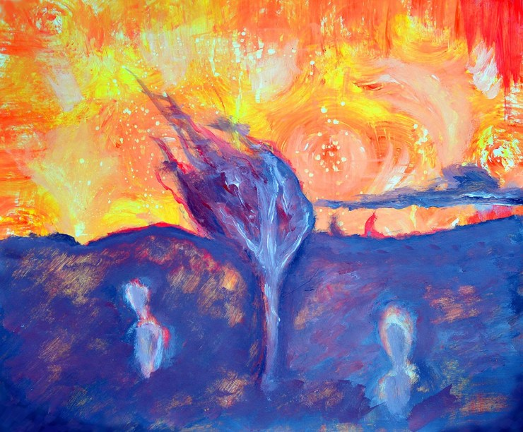 Artemis Sere SS-SG-00367 Effigies of our Burning Land