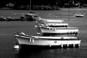 Bateaux au mouillage - Serge Ducout - Photographie