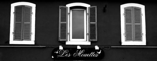 Façade d'une maison de Saint-Malo - Serge Ducout - Photographie