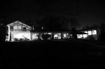 Maison en Noir et Blanc - Serge Ducout - Photographie