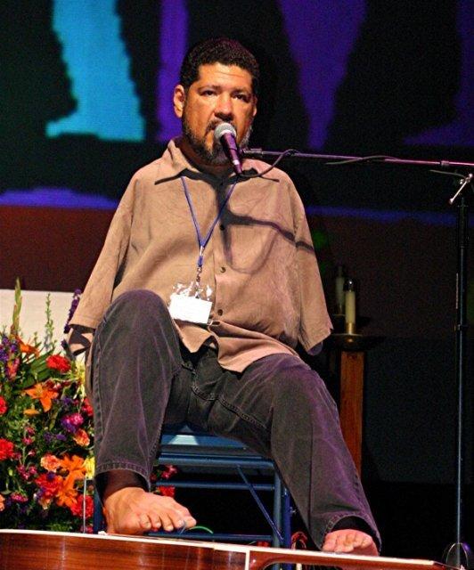 Tony Melendez