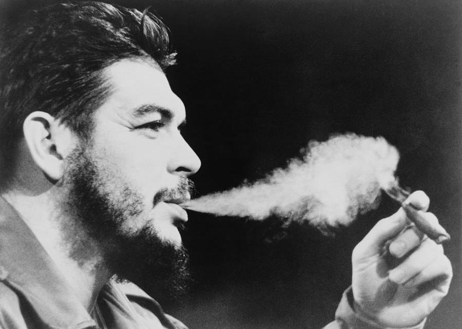 El liderazgo de Che Guevara