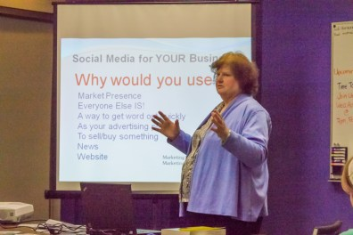 Social Media Seminar Marketing Advisors Hub