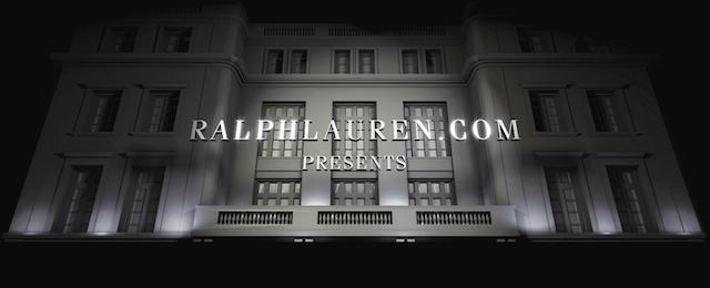 Ralph Lauren Celebra il 10° anniversario del suo sito e-commerce con una 4D Performance