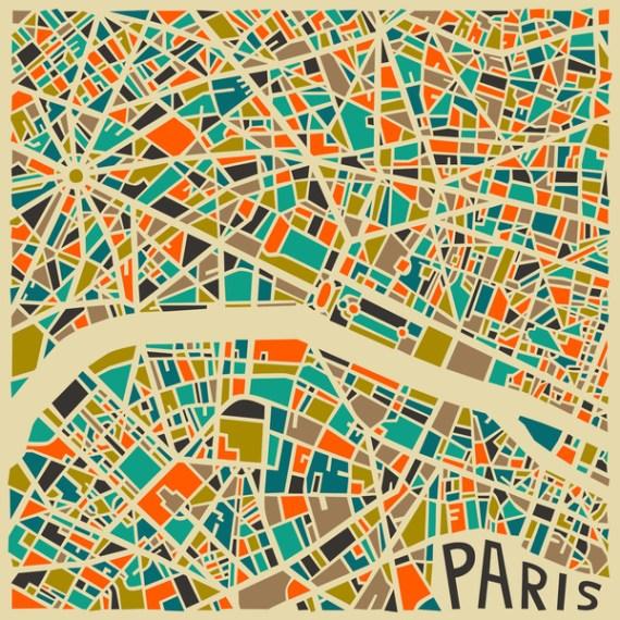 PARIS - JAZZBERRY BLUE