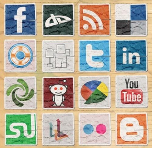 17FreeVintageSocialMediaIconsforBloggers