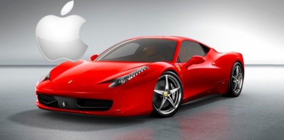 Accordo Ferrari Apple