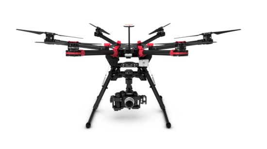 Drone dji-spreading-wings-s900