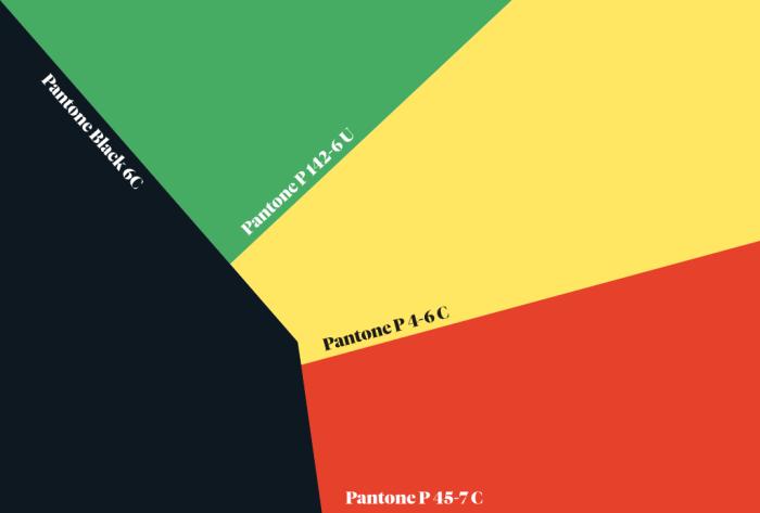 Colores primarios corporativos SeneDocs