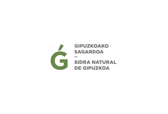 Logotipo Sidra Natural de Gipuzkoa