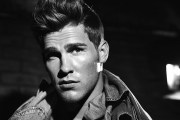 Clay Honeycutt in B&W Fashion Images
