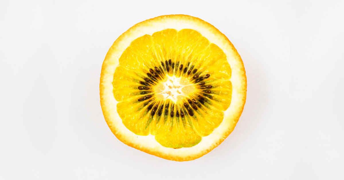 Ibrido limone-kiwi