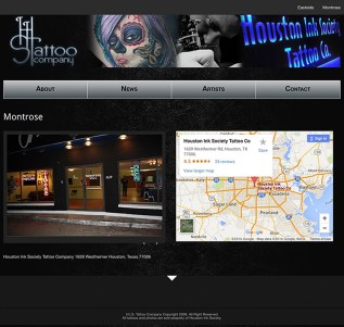 Houston Ink Society Location