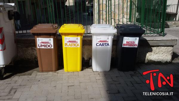 Raccolta differenziata, nel 2018 è Nicosia il Comune in provincia di Enna con la percentuale più alta