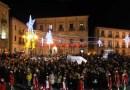"""Nicosia, """"Brindisi sotto la torre"""" evento di chiusura del 2018 – FOTO & VIDEO"""