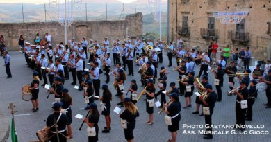 """Sabato musicale il 17 agosto con il """"Raduno Bandistico Città di Leonforte"""" – VIDEO"""