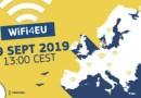 Per il finanziamento del wi-fi gratuito il Comune di Nicosia ha partecipato all'iniziativa europea WiFi4EU