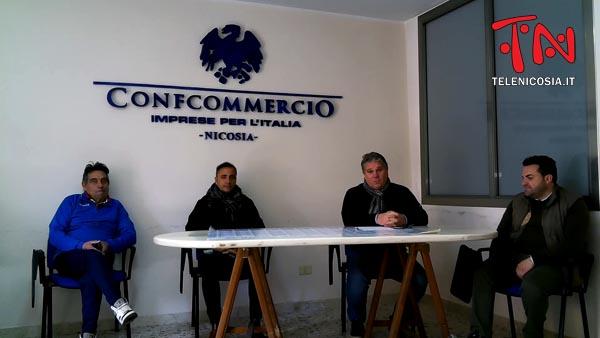 Coronavirus. Appello del presidente della Confcommercio di Nicosia – VIDEO