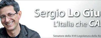 Newsletter Sergio Lo Giudice – Riannodiamo i fili