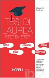 Tesi di laurea – step by step