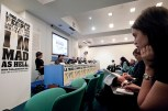 15 October 2010 , Rome - World Food Day Civil Society Forum ÒActions against HungerÓ, FAO headquarters (Iran Room).