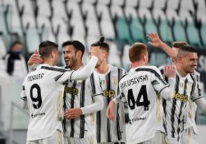 Juve-Spal 4-0, semifinale Coppa Italia contro Inter