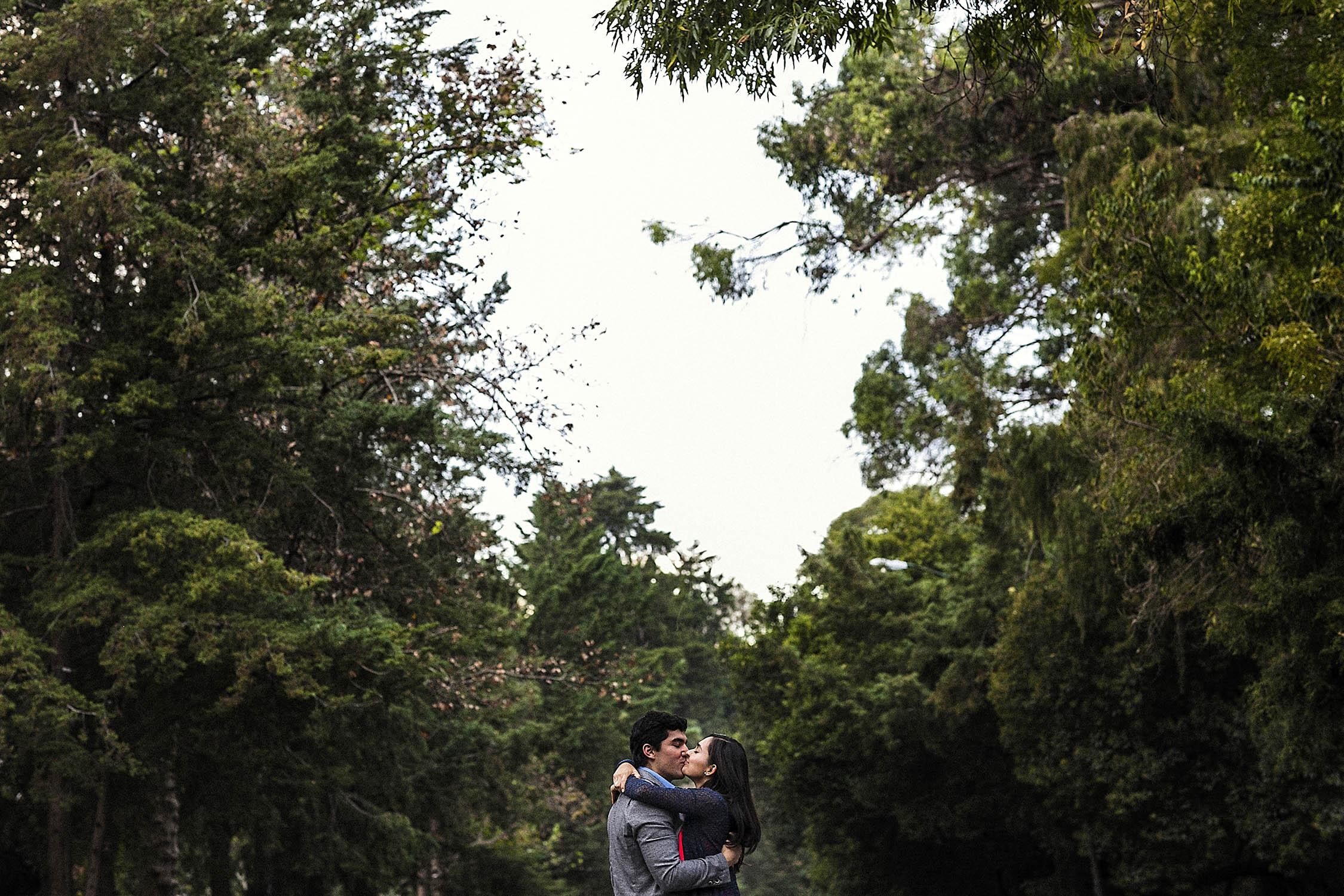 Sesiones de novios en la ciudad de México