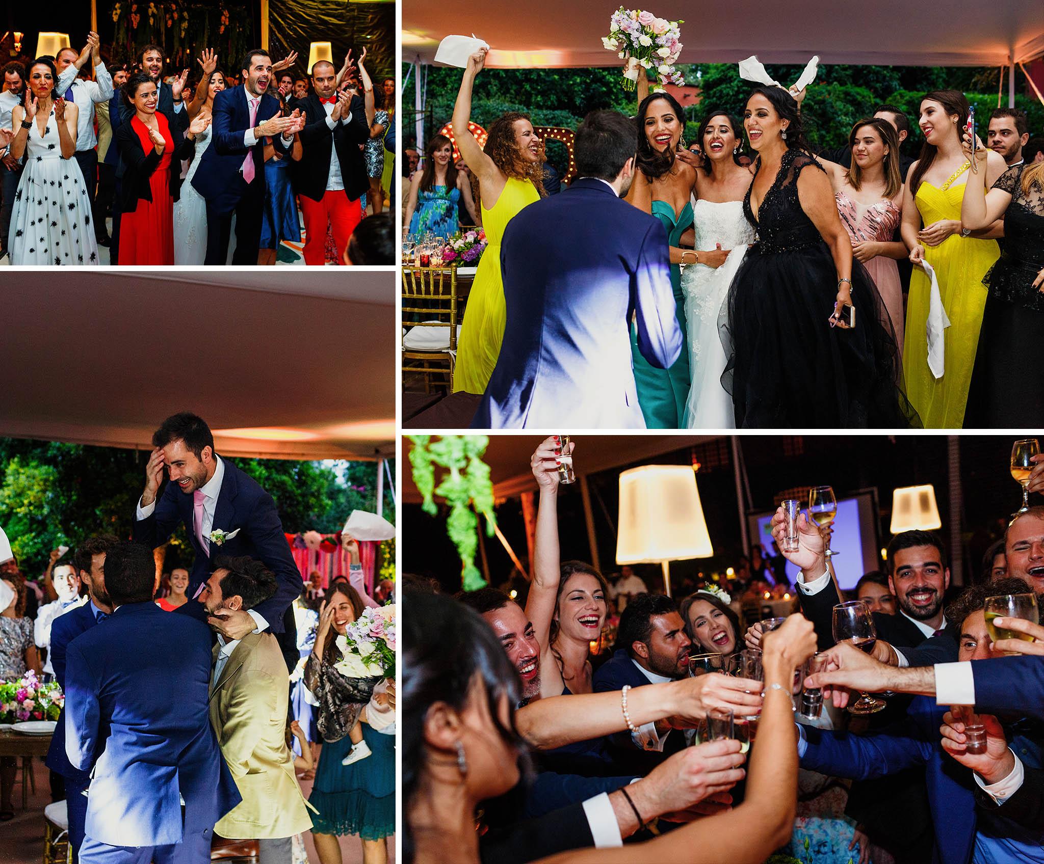 Destination wedding in Belmond Casa de Sierra Nevada