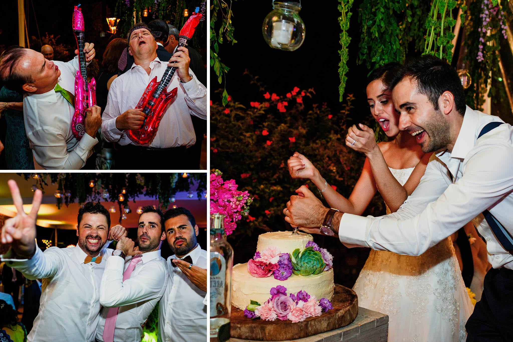 Wedding Cakes San Miguel de Allende