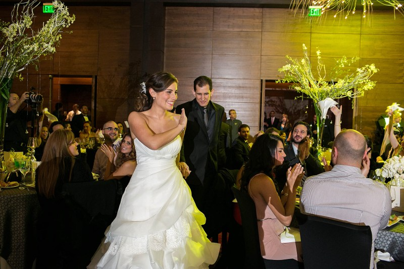 Bodas en el JW Marriot Santa Fe