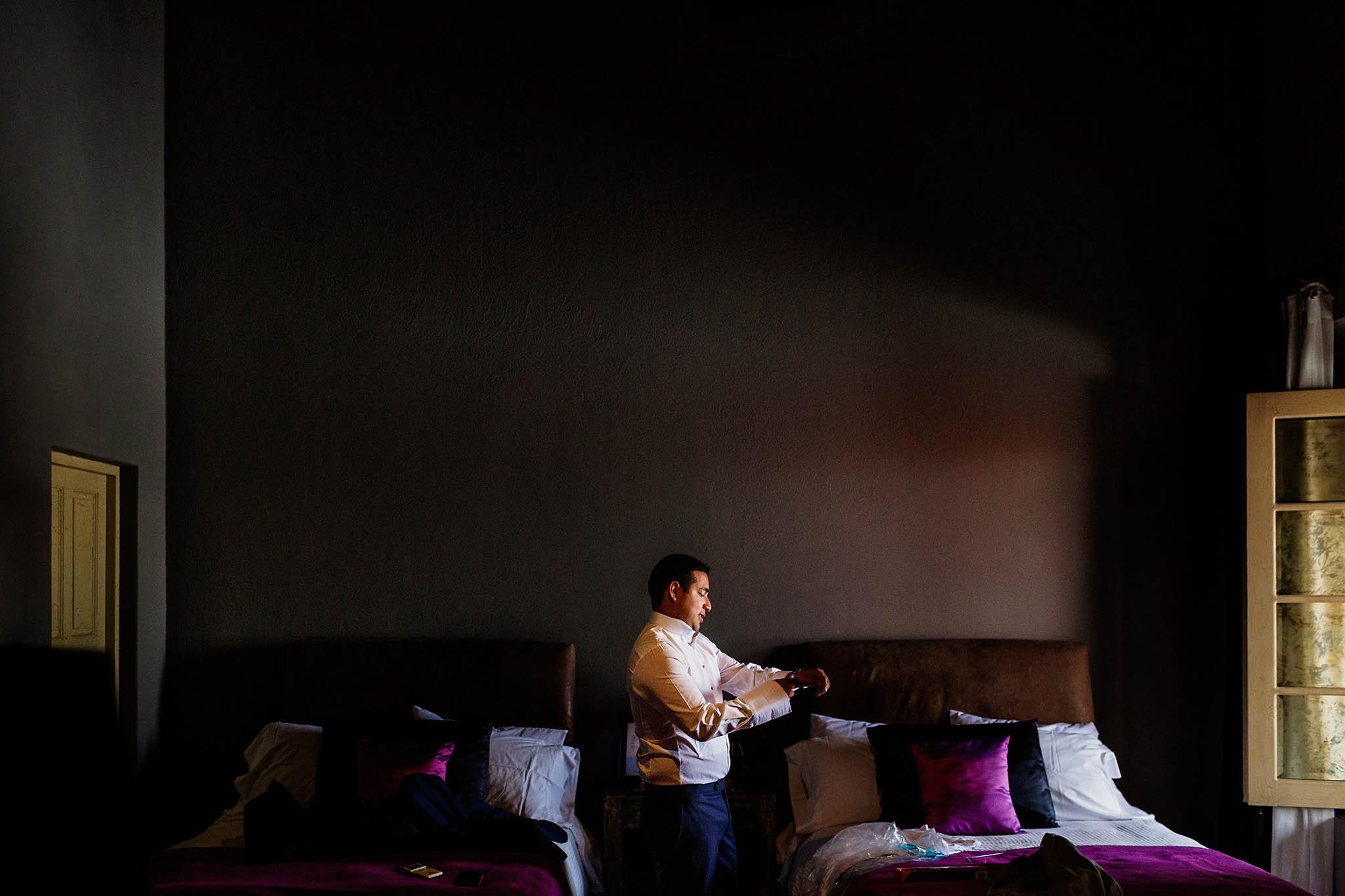 Habitaciones del hotel Nena San Miguel de Allende