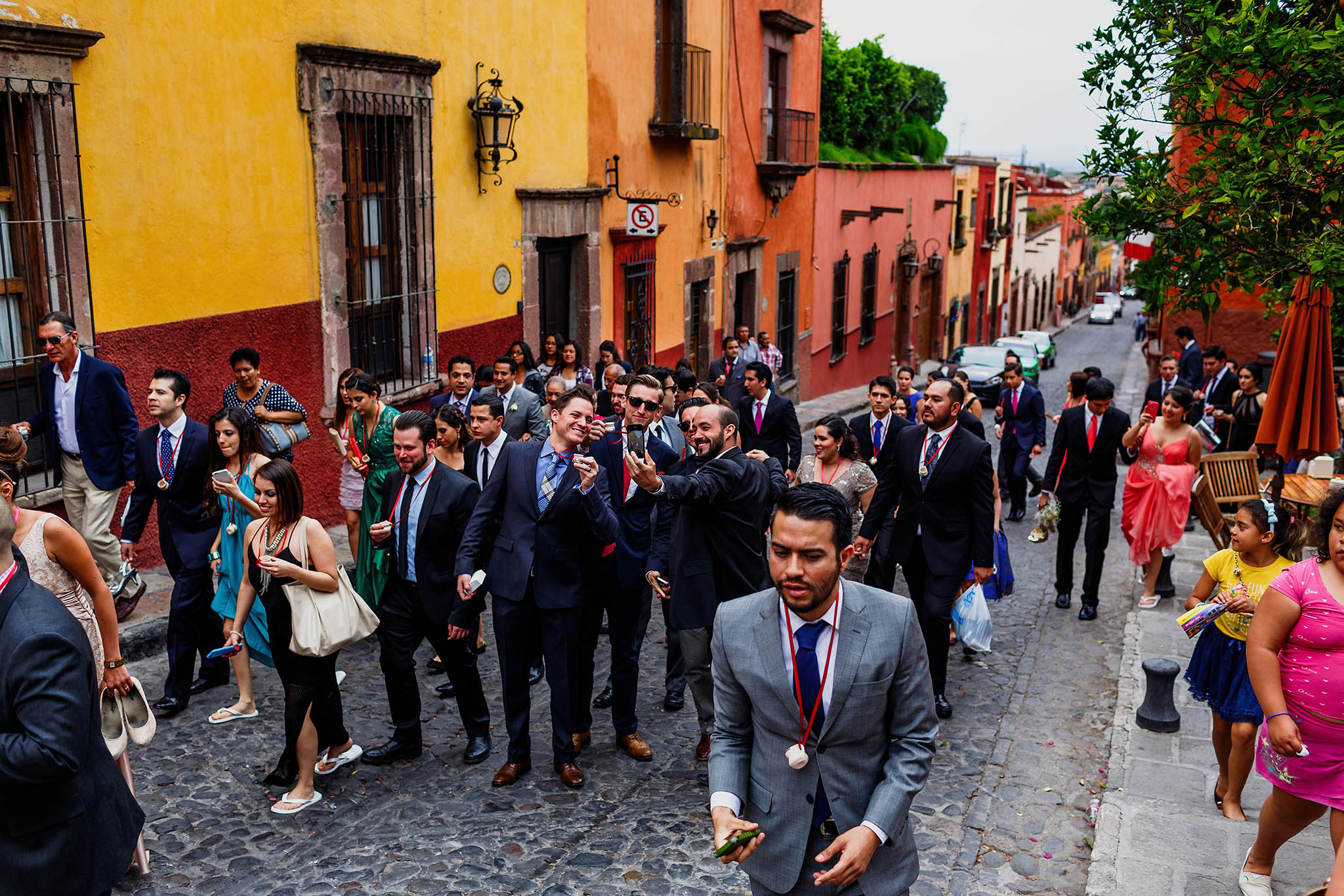 San Miguel de Allende Calllejoneadas
