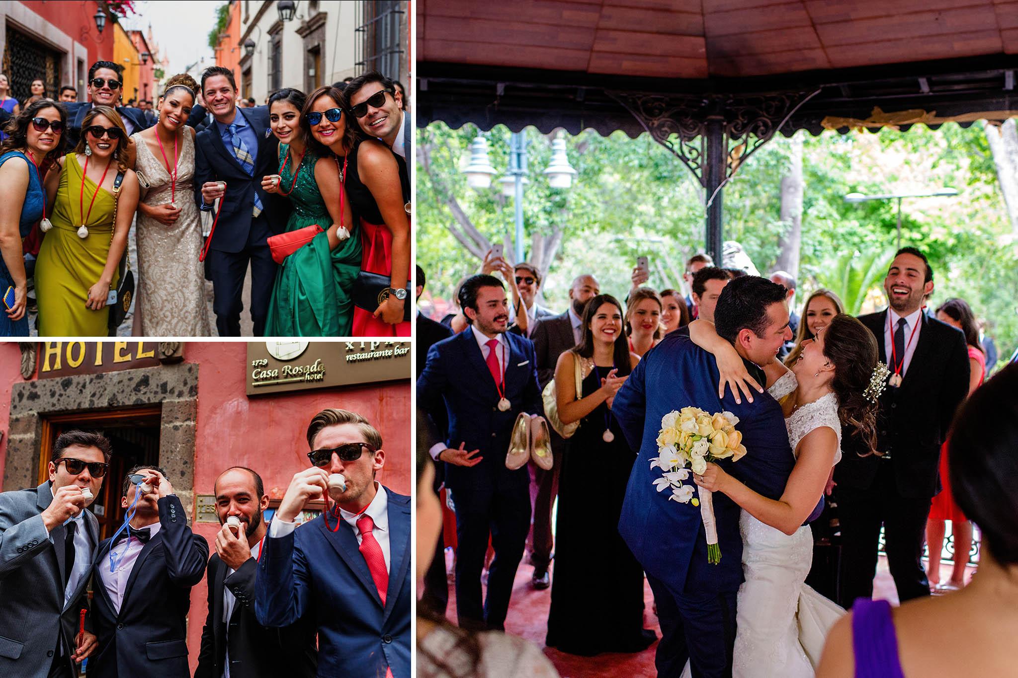 San Miguel de Allende Weddings
