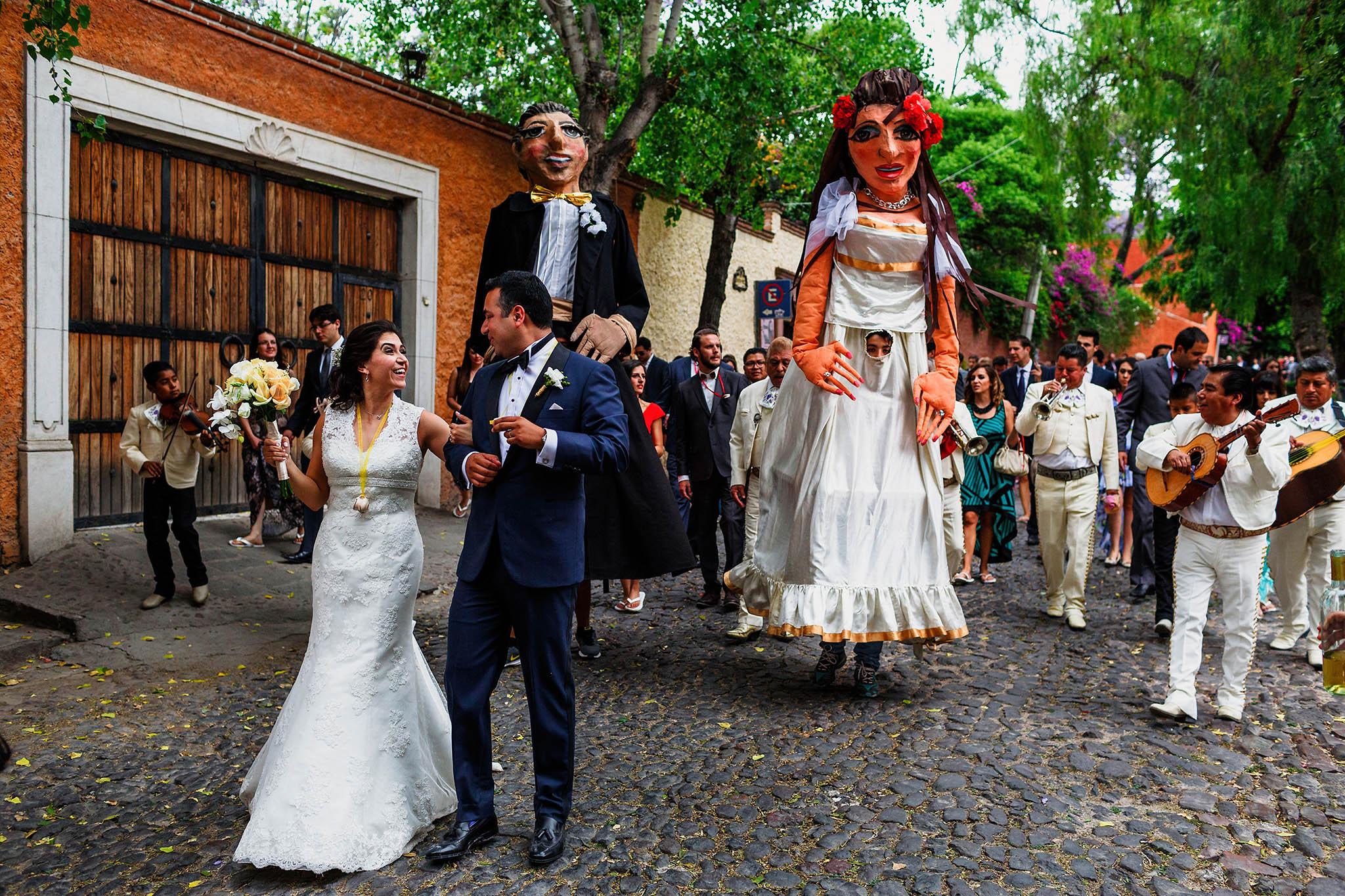 Getting married in San Miguel de Allende