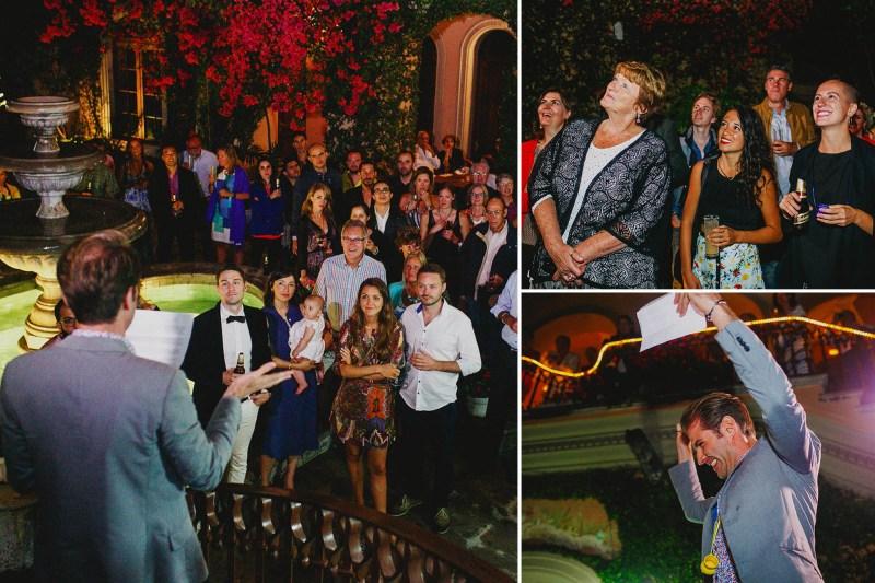 Casa Carino Wedding's