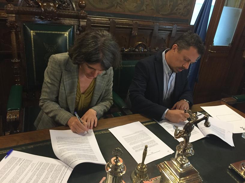 Acuerdo entre el Instituto BME y Bubok para la edición de los libros de la acreditación FIA